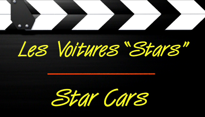 STT Clap Star Cars