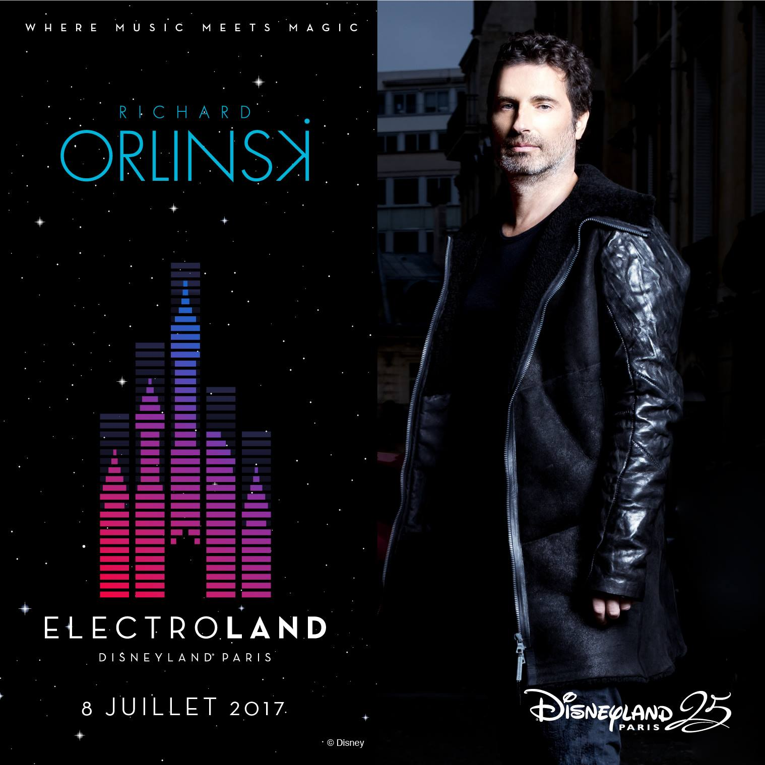[Electroland] Le 8 juillet 2017 - Festival EDM 01-Richard_Orlinski