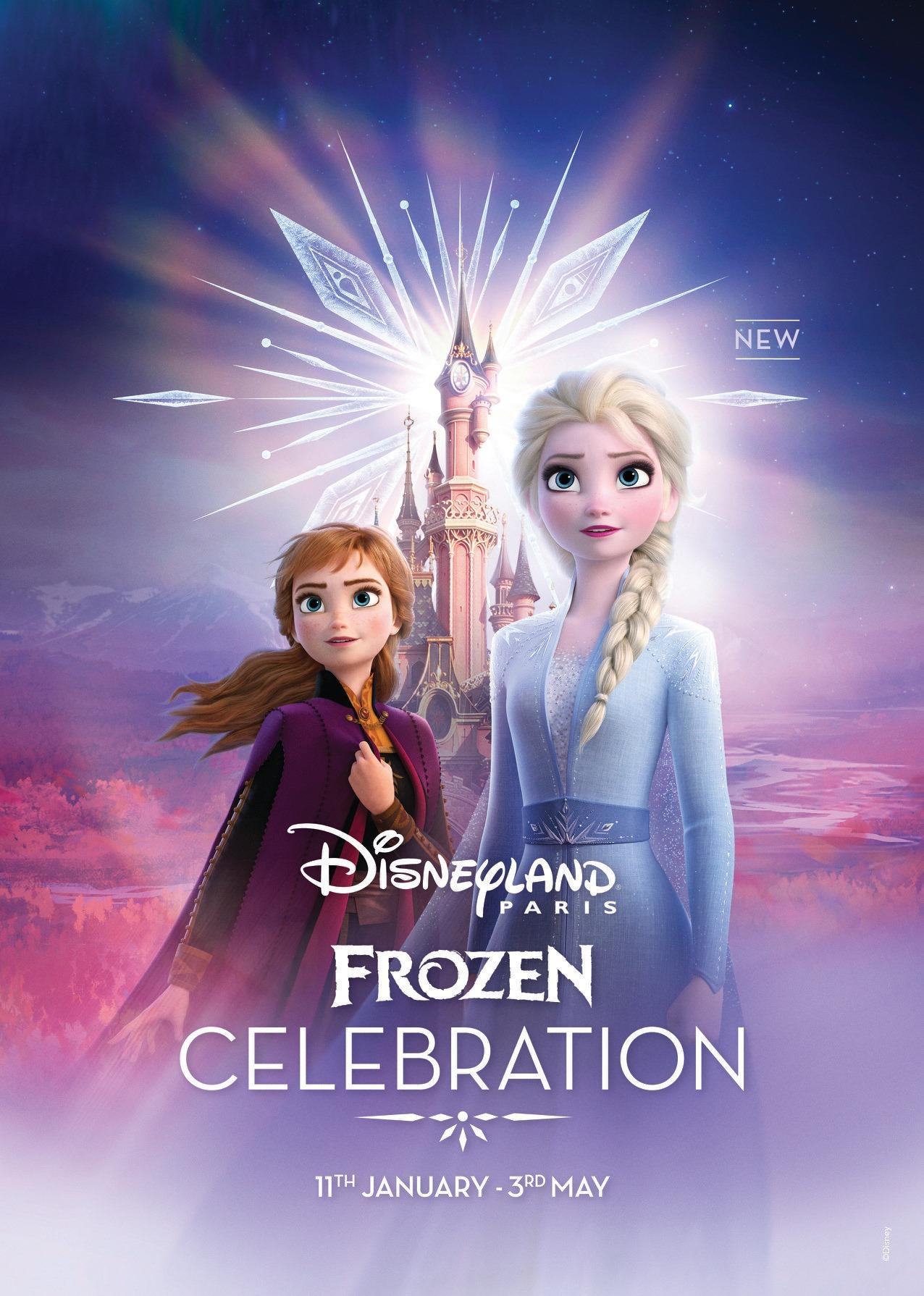 Frozen Celebration Visuel HD 01