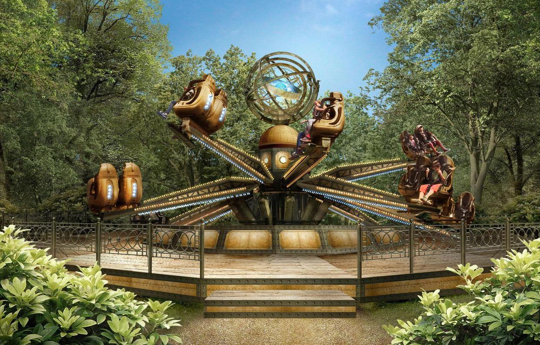 Le nouveau parc d 39 attraction du jardin d 39 acclimatation pr ouverture exceptionnelle - Bowling jardin d acclimatation ...